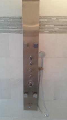 Tower Shower of Dreams